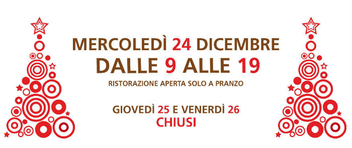 Il Natale a Eataly Firenze