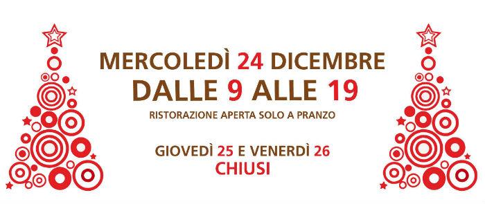 Il Natale a Eataly Genova