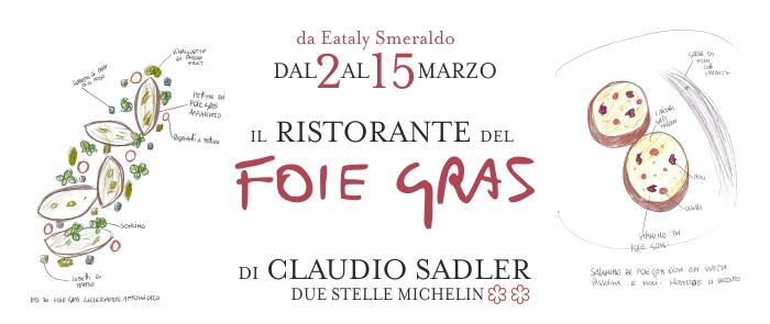 Il Ristorante del Fois Gras di Claudio Sadler