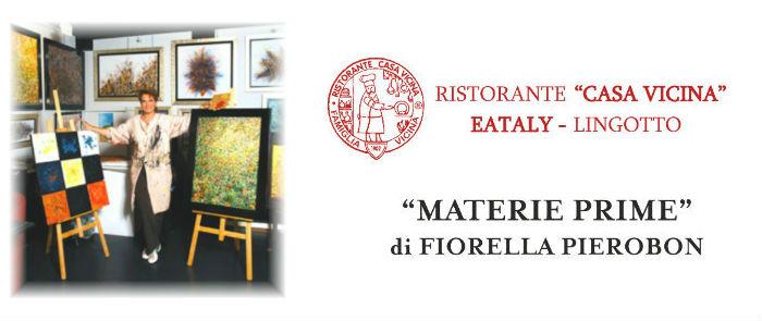 Materie prime, la mostra di Eataly Lingotto
