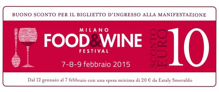 Milano Food&Wine Festival