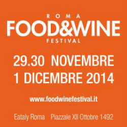 Roma Food&Wine Festival